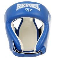 Шлем боксерский Reyvel синий
