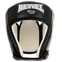Шлем боксерский Reyvel черный