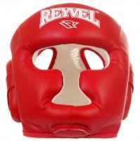 Шлем закрытый Reyvel красный