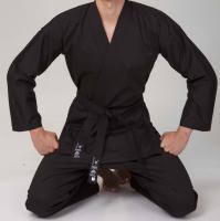 Кимоно Matsa черное