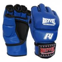 Перчатки M1 Reyvel (MMA, Mixfight) синие