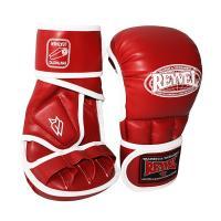 Перчатки для рукопашного боя Reyvel красные