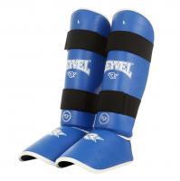 Футы (защита голеностопа) Reyvel синий размер L