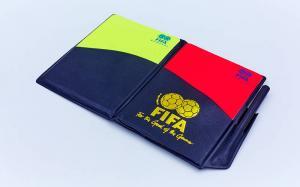 Карточки для арбитра FIFA пластиковые