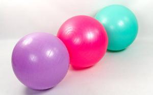 Мяч для фитнеса (фитбол) 55 см